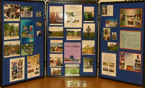 Ashika Hygiene Care -- S/S Display Boards and Newspaper Stands
